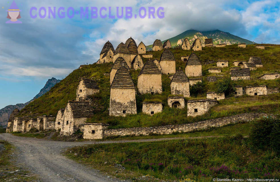 City of the Dead in Noord-Ossetië